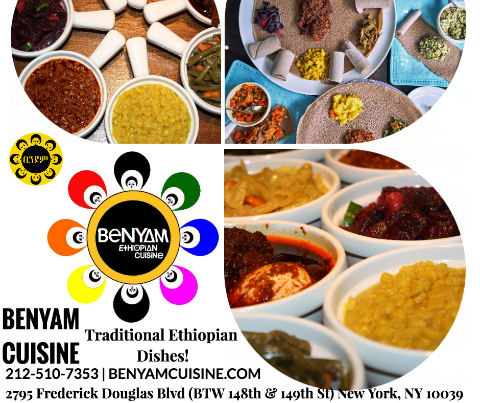 @ Benyam Ethiopian Cuisine