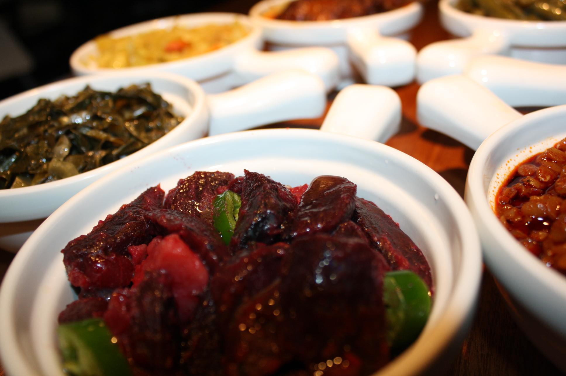 ቀይ ሥር KeY SiR @ Benyam Ethiopian Cuisine