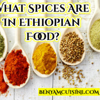 What Spices Are In Ethiopian Food?