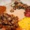 የስጋ ጥብስ | YeSiGa TiBs (Beef) @ Benyam Ethiopian Cuisine