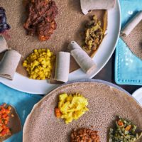 BENYAM-Traditional Ethiopian Food in a Cosmopolitan Setting
