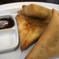 የምስር ሳምቡሳ | YeMiSir SamBusa @ Benyam Ethiopian Cuisine